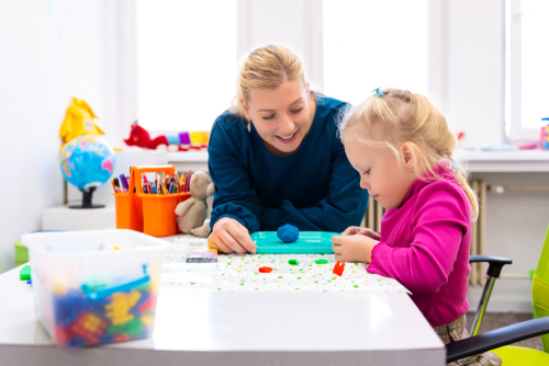 does my child need occupational therapy checklist